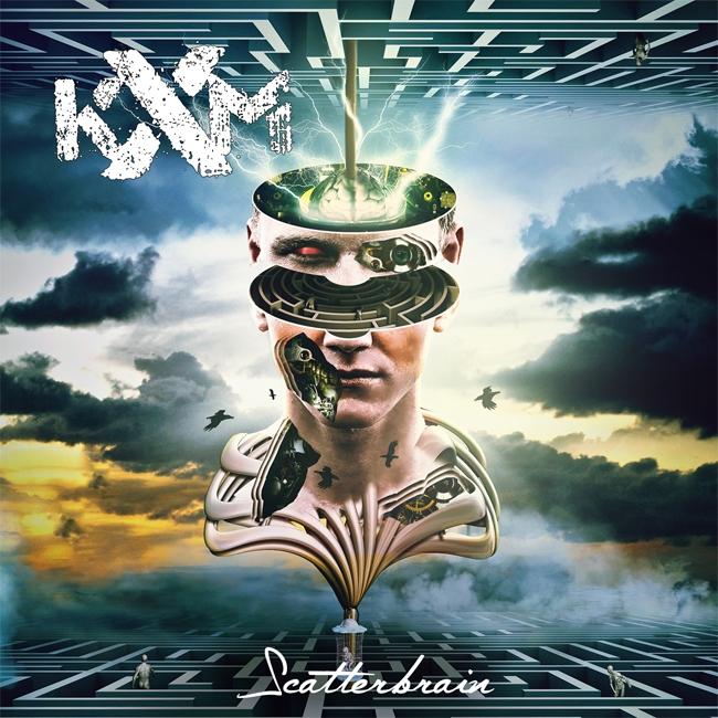 KXM - Scatterbrain - Artwork