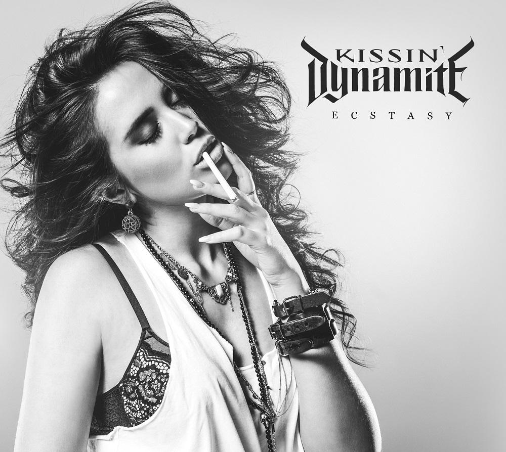 Kissin´ Dynamite - Ecstasy - Artwork