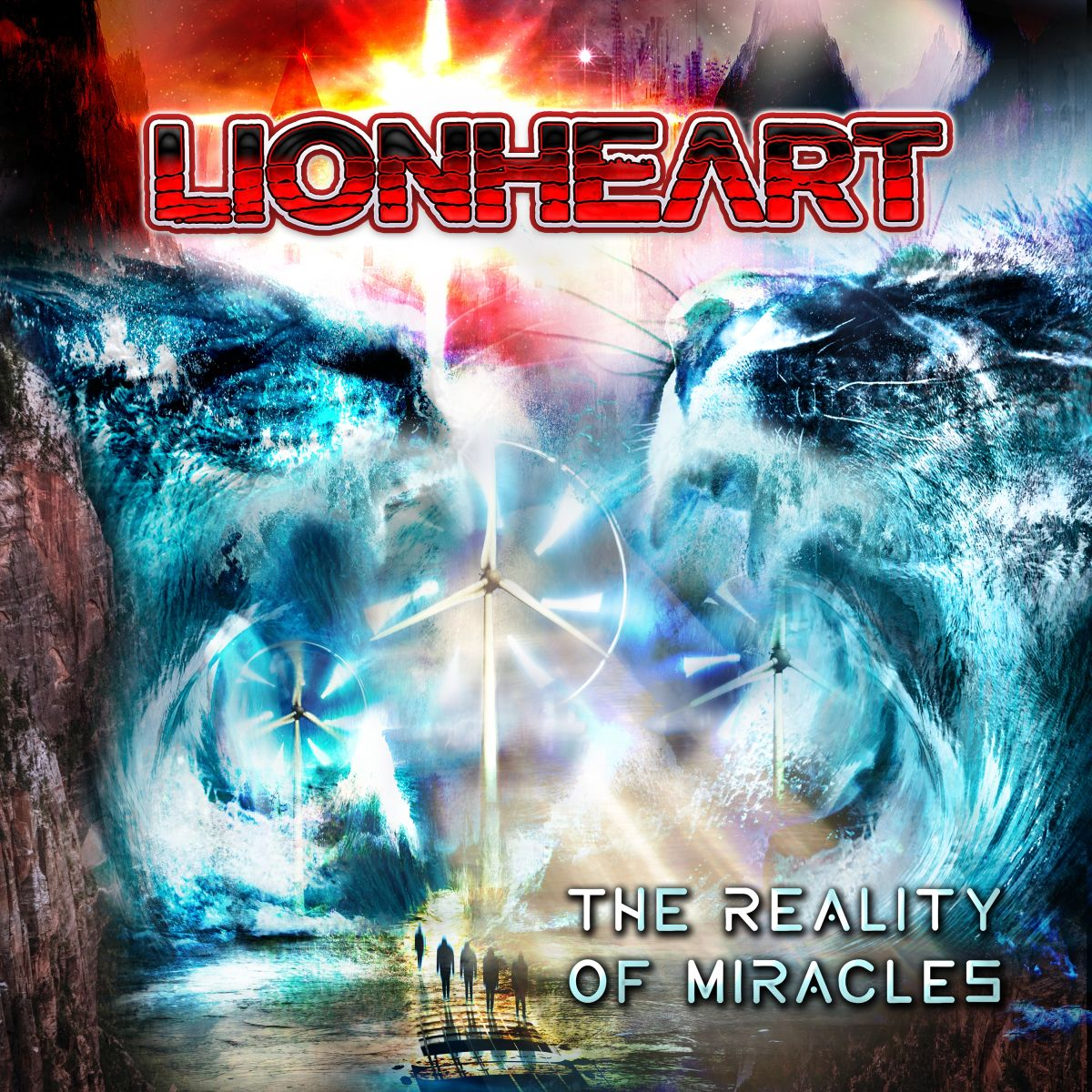 Lionheart - The reality of miracles - Artwork (1)