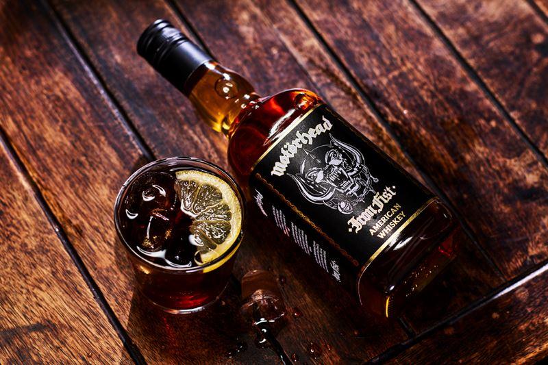 MH Iron Fist Whiskey hbls