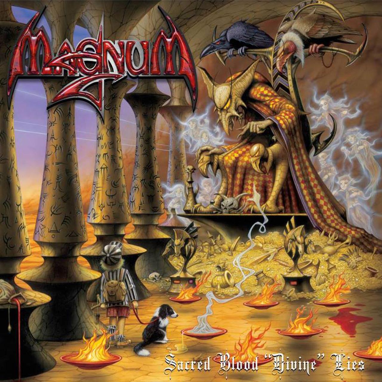 Magnum-Sacred Blood Divine Lies