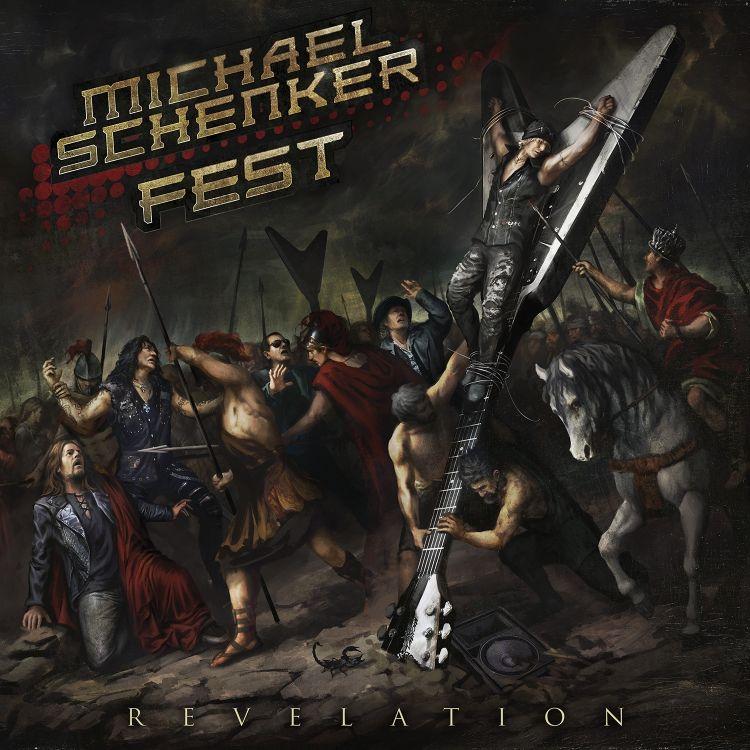 Michael Schenker Fest - Revelation - Artwork