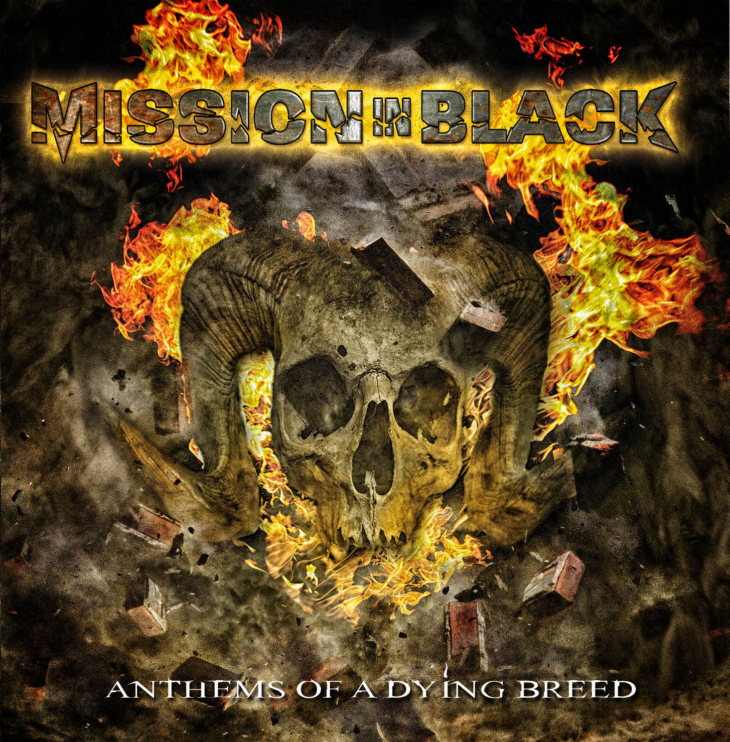 Mission In Black cover