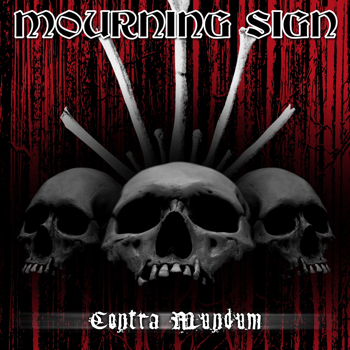 Mourning Sign