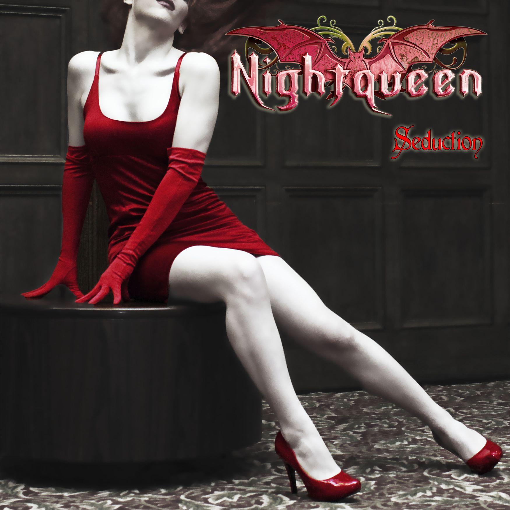 Nightqueen - Seduction - Artwork