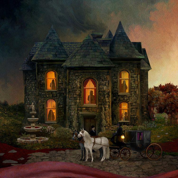 Opeth - In Cauda Venenum (Swedish Version) - Artwork