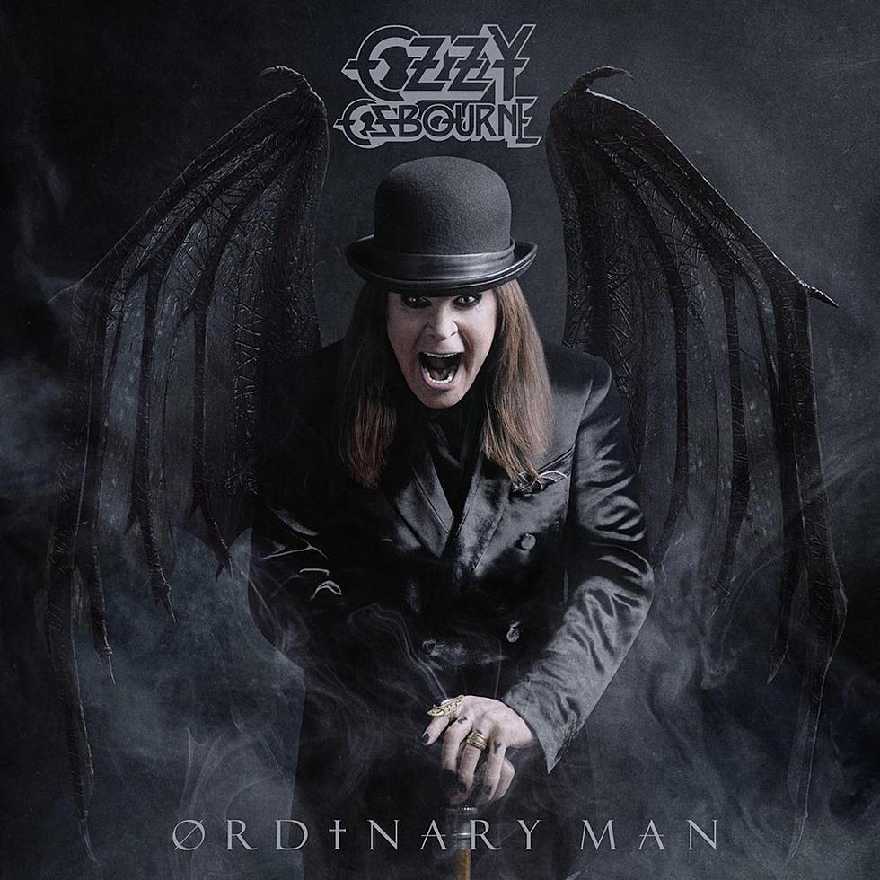 Ozzy Osbourne Ordinairy Man hbls