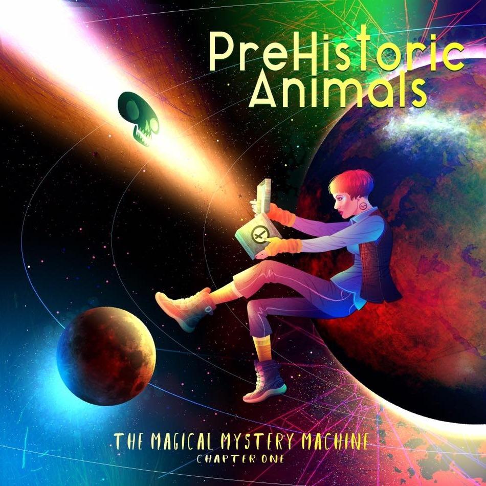 PreHistoric Animals album cover hbls