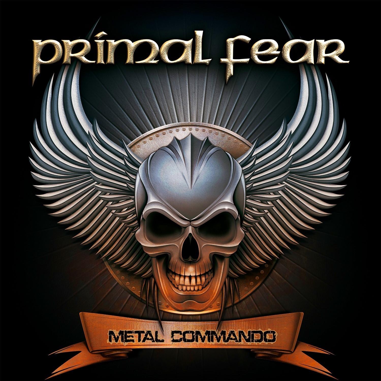 Primal Fear - Metal Commando - Artwork