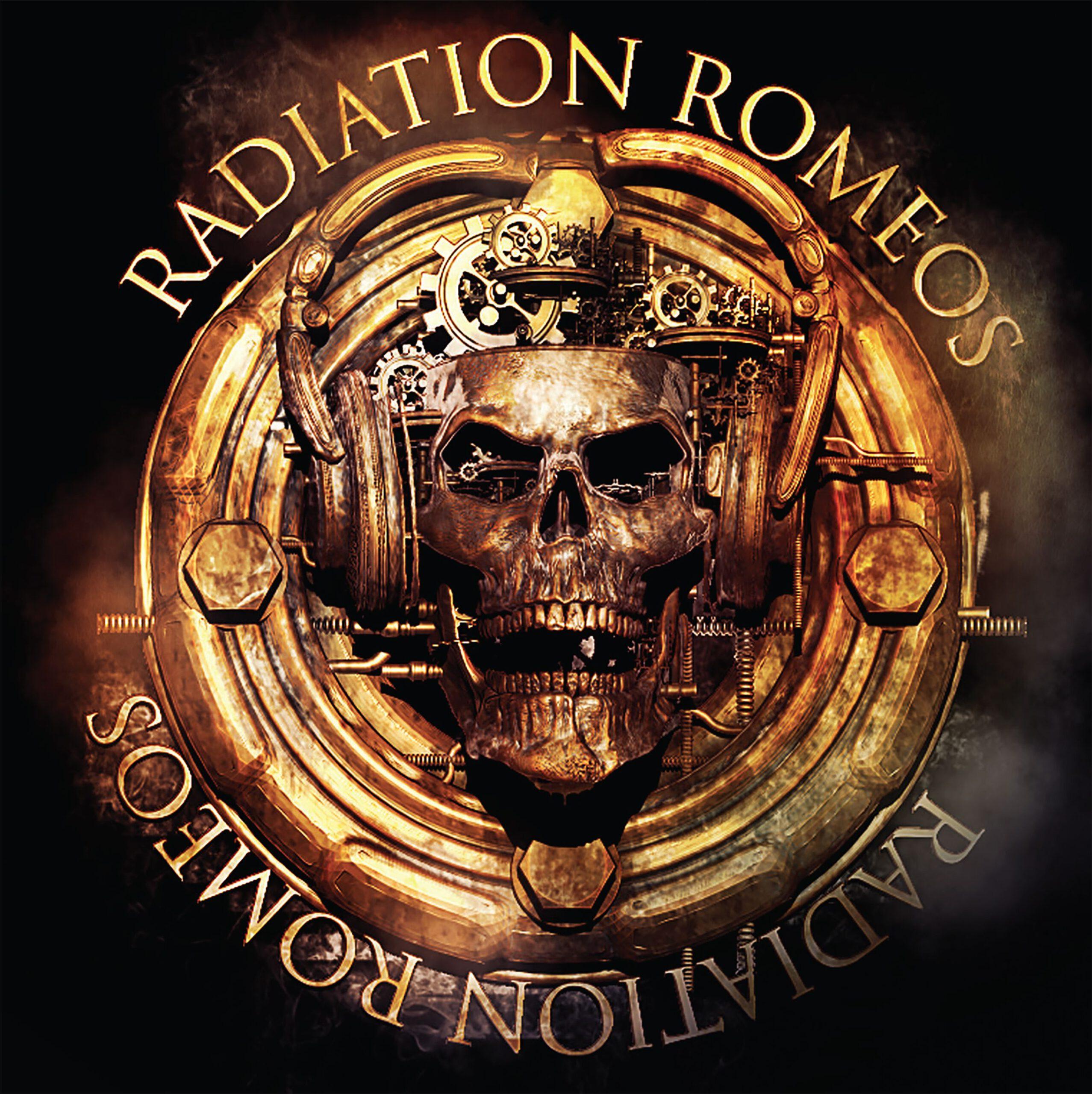 RADIATION ROMEOS cover HI 3000