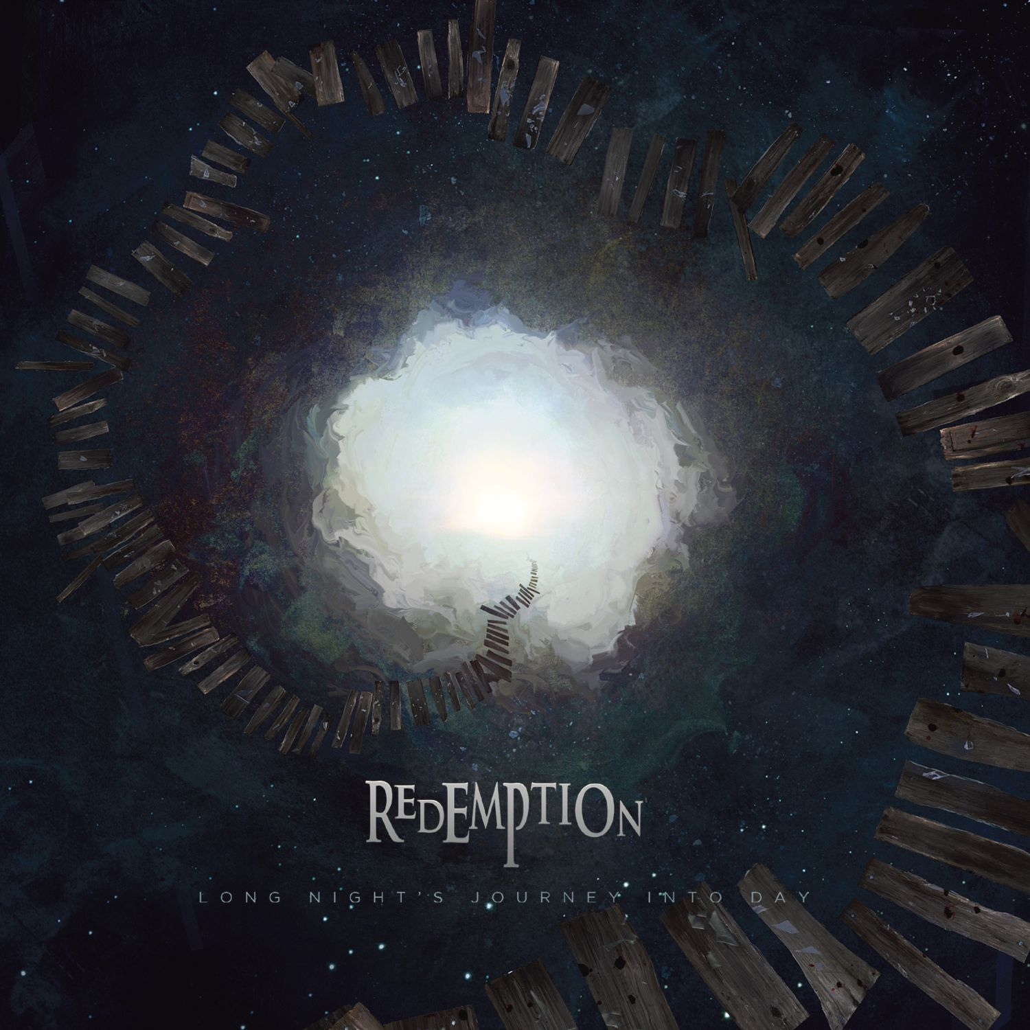 Redemption - Long Night's Journey Into Day - Artwork