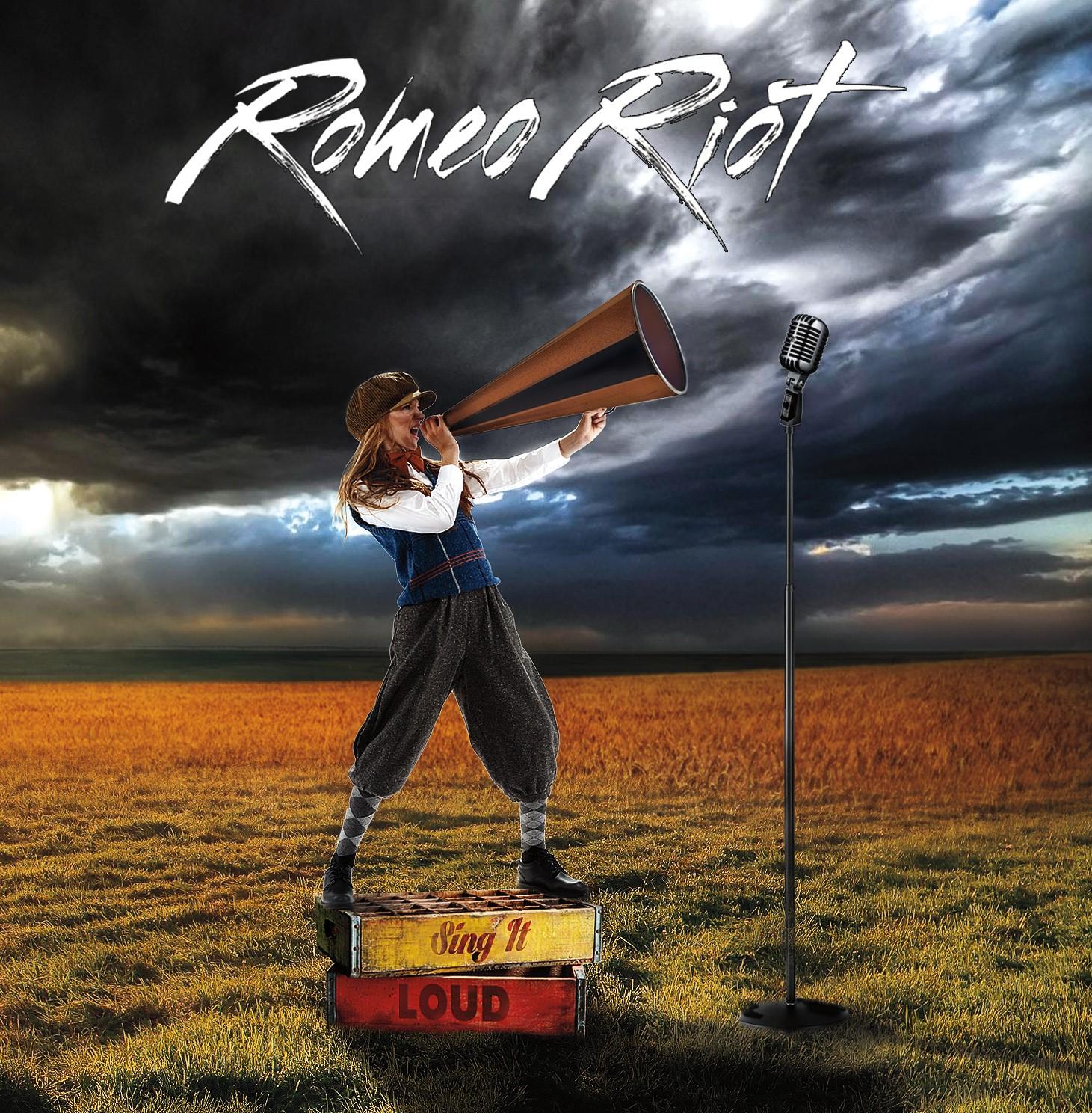 Romeo Riot Final Cover