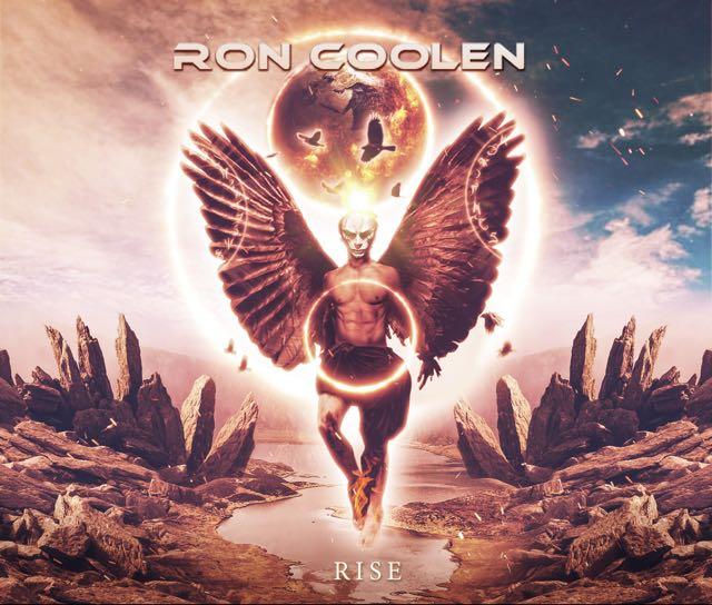 Ron Coolen - Rise (Cover)