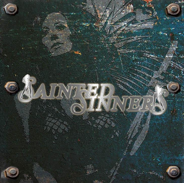 SAINTED SINNERS - Sainted Sinners - Artwork