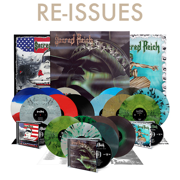 Sacred Reich reissues