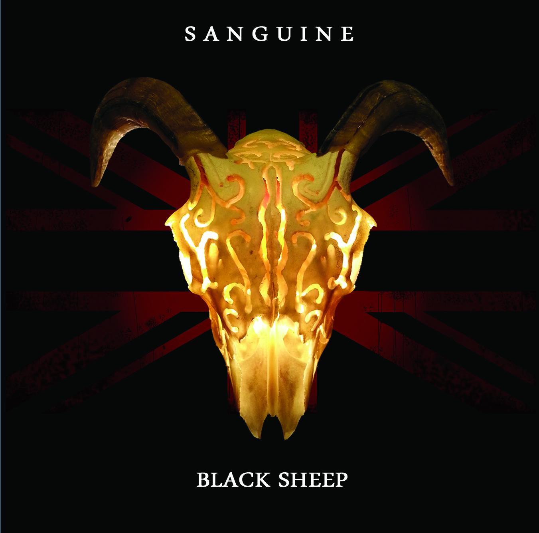 Sanguine - Black sheep album cover