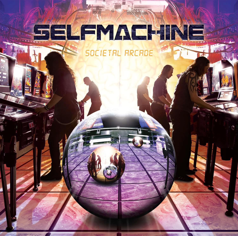Selfmachine-Societal-Arcade