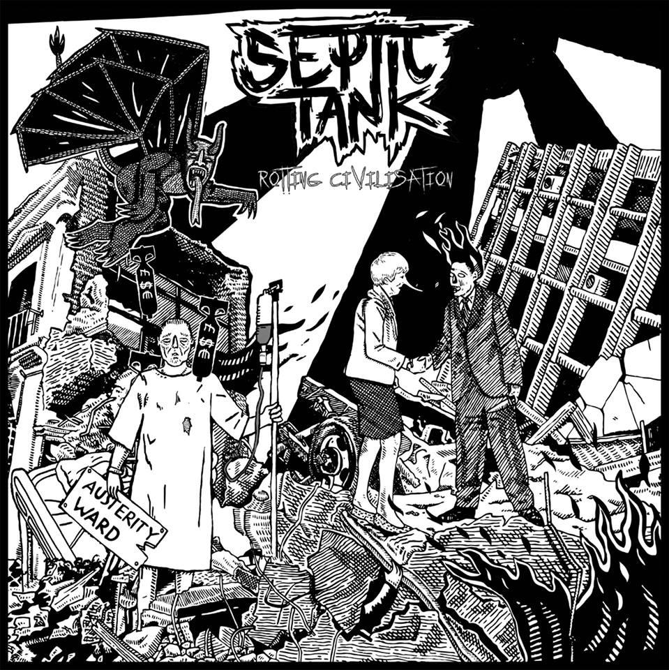 Septic Tank artwork