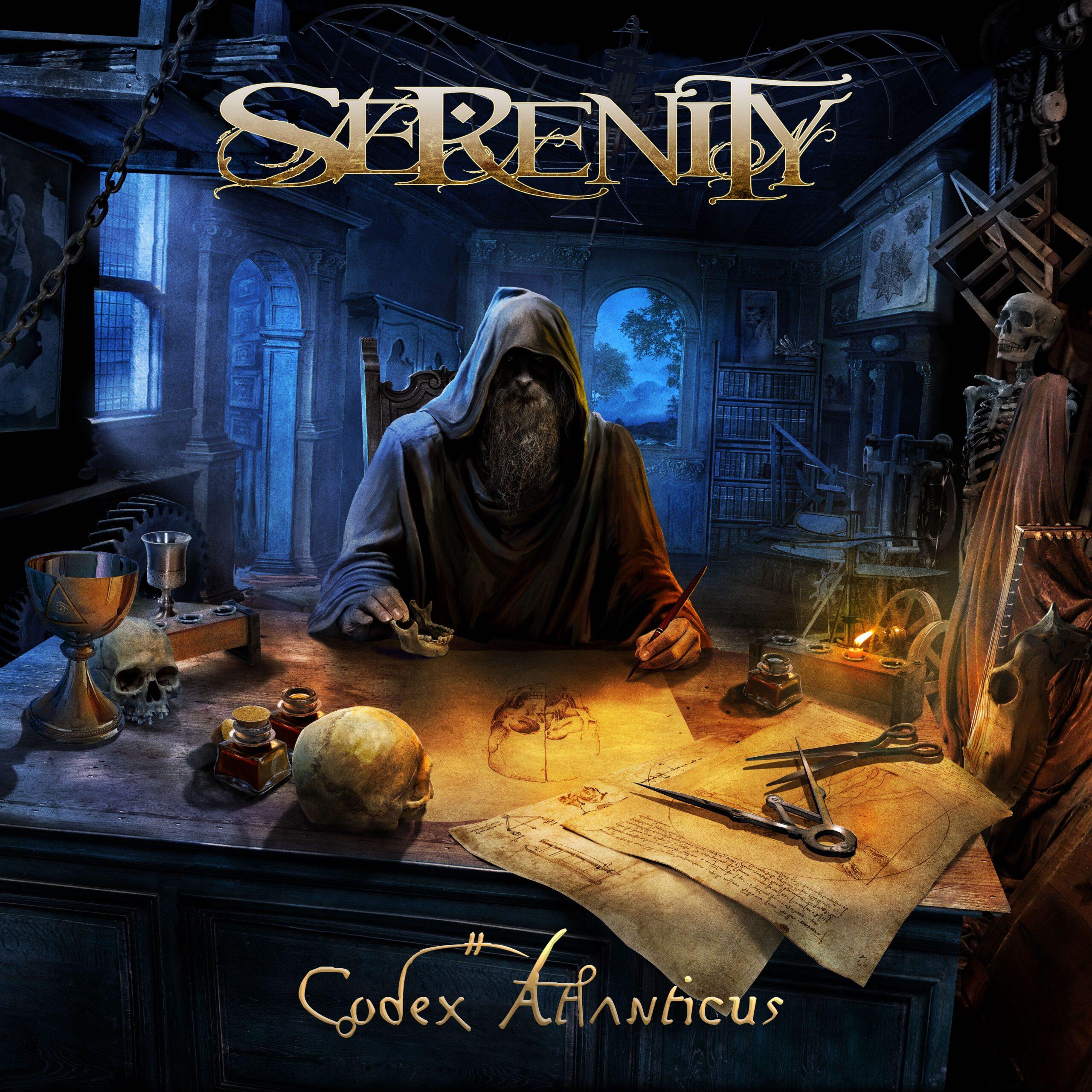 Serenity albumcover2