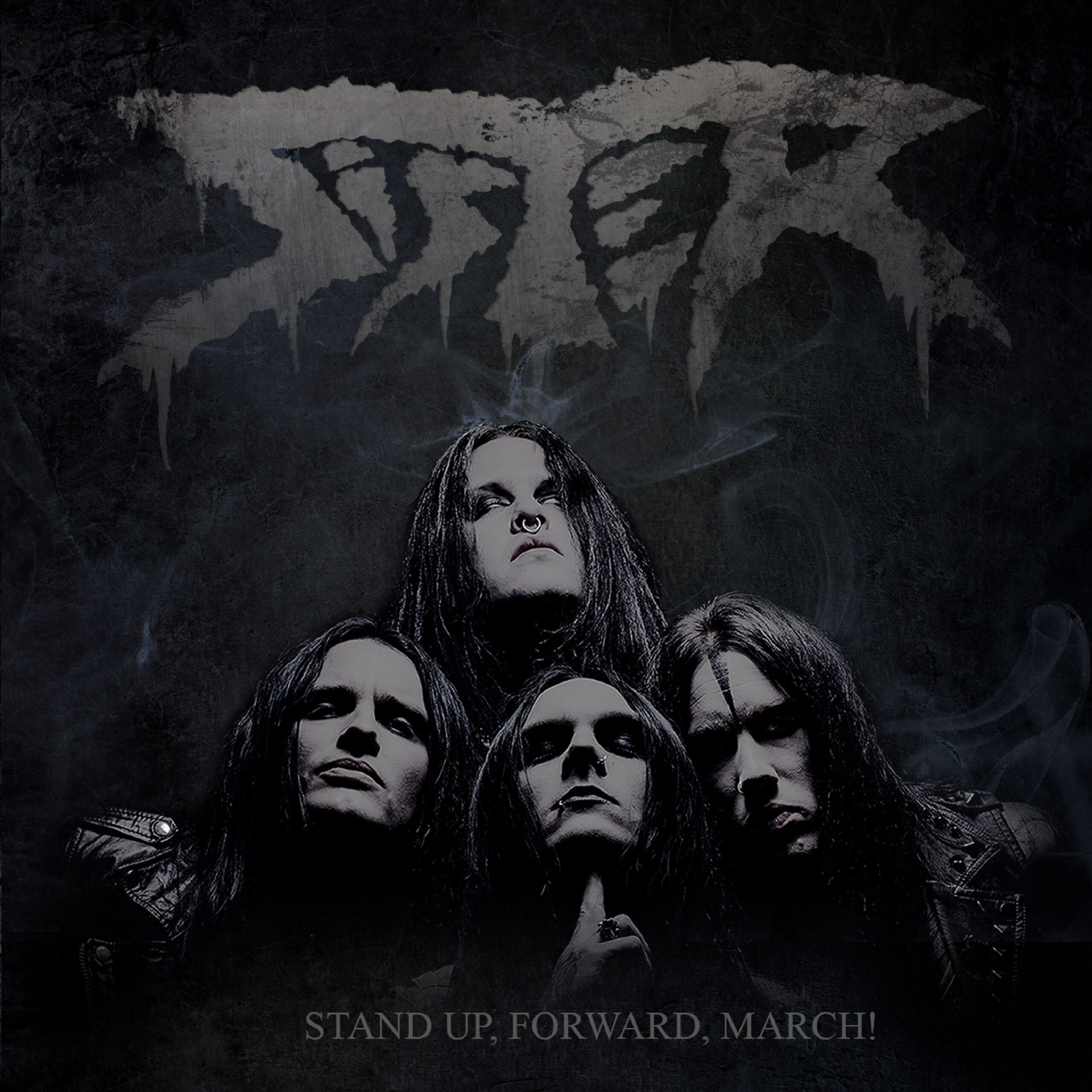 Sister - Stand Up, Forward, March! - Artwork