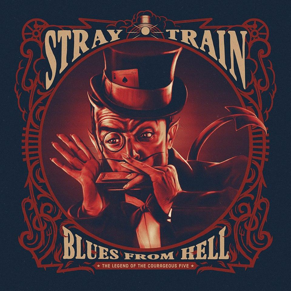 Stray-Train-Blues From Hell