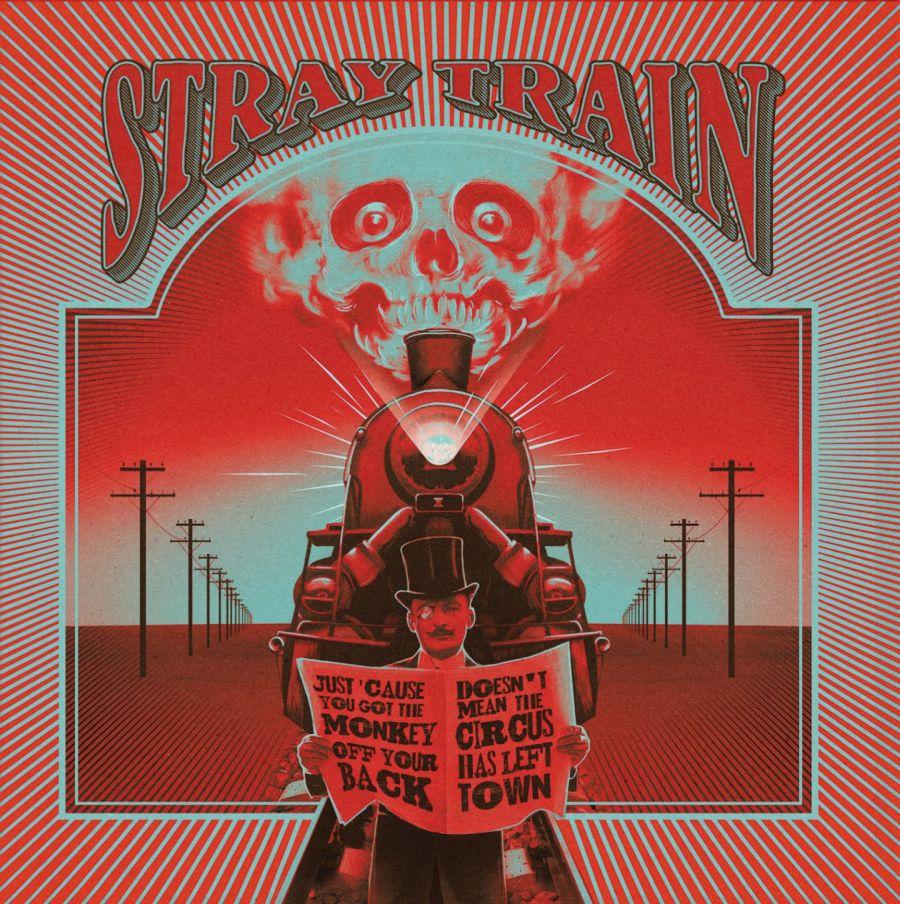 Stray Train album cover