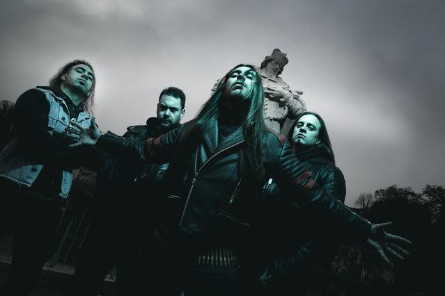 Suicidal Angels band