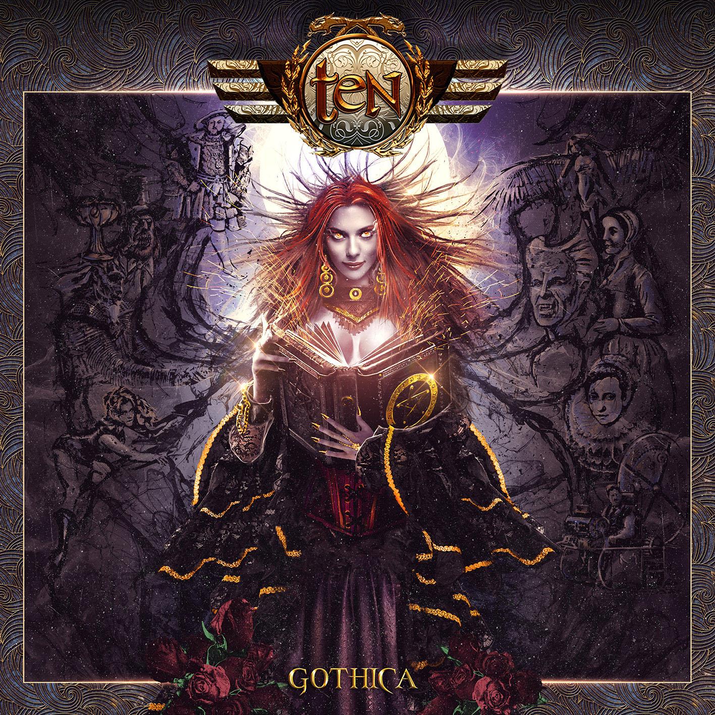 TEN gothica COVER