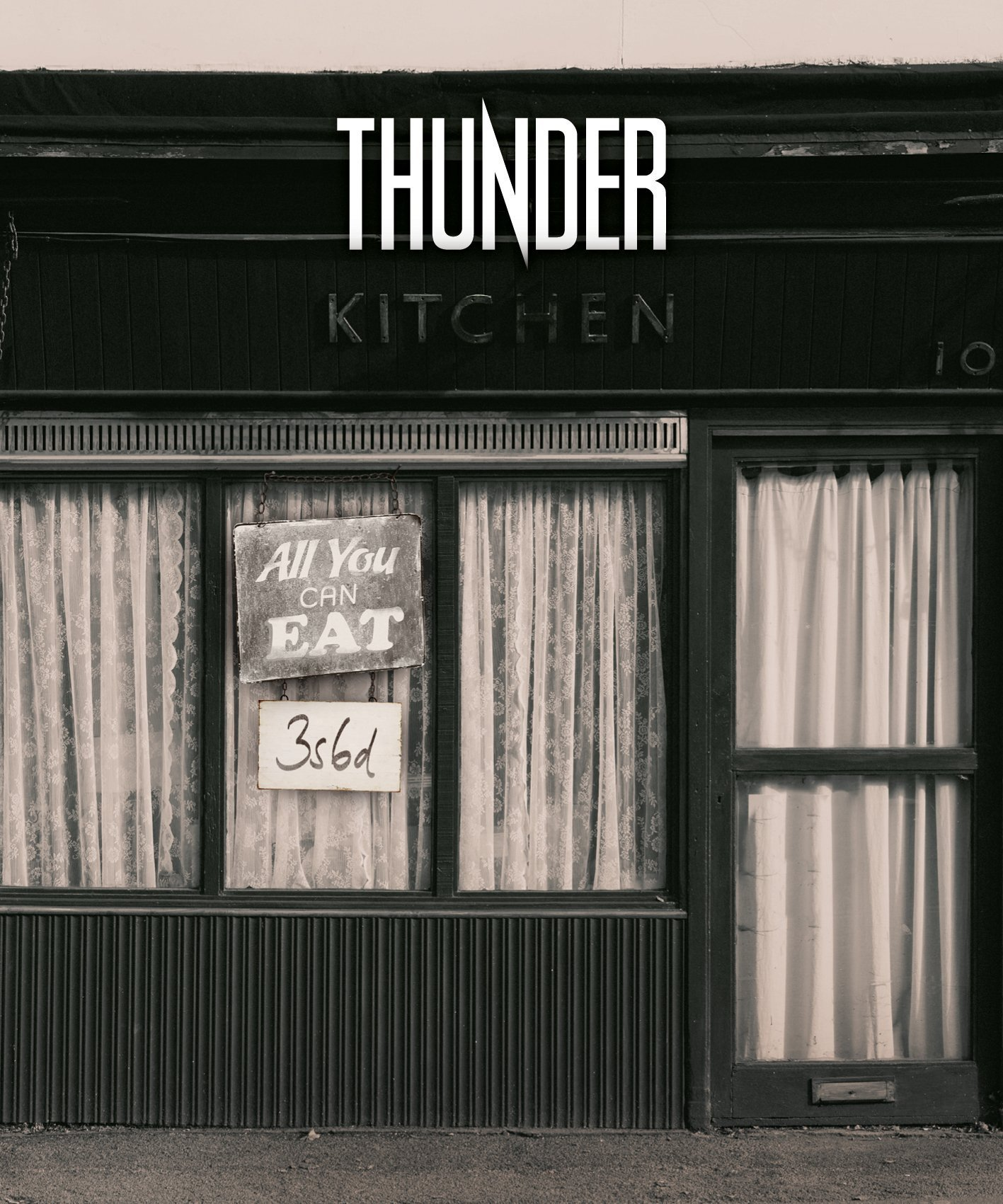 THUNDER-All you can eat cover