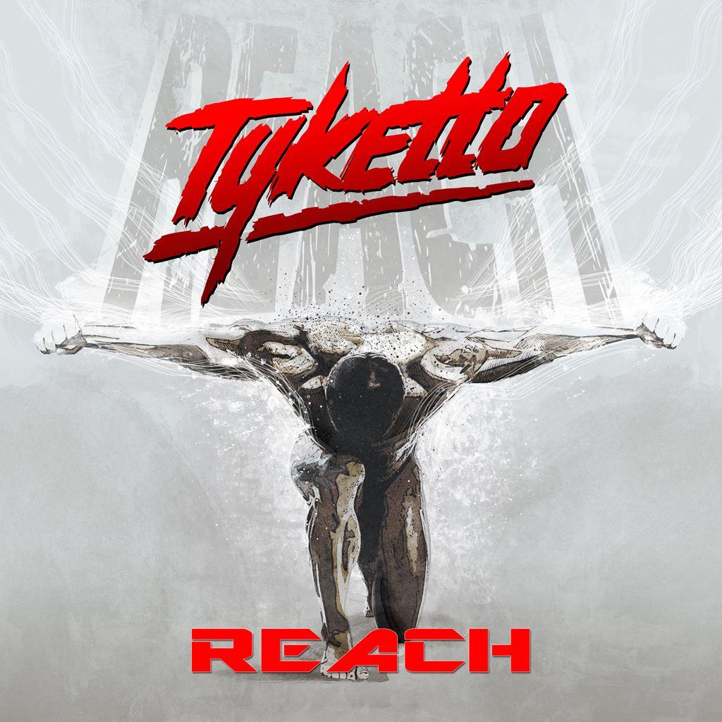 TYKETTO-Reach-Album-Cover