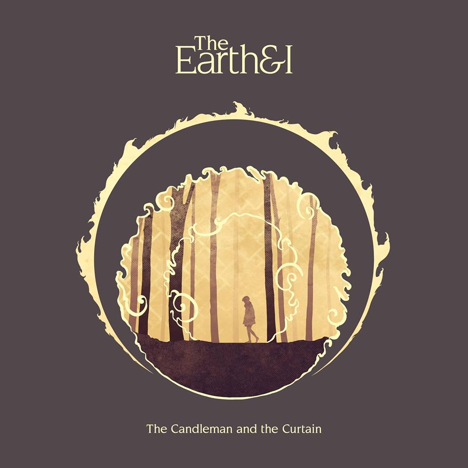 The Earth and I album cover