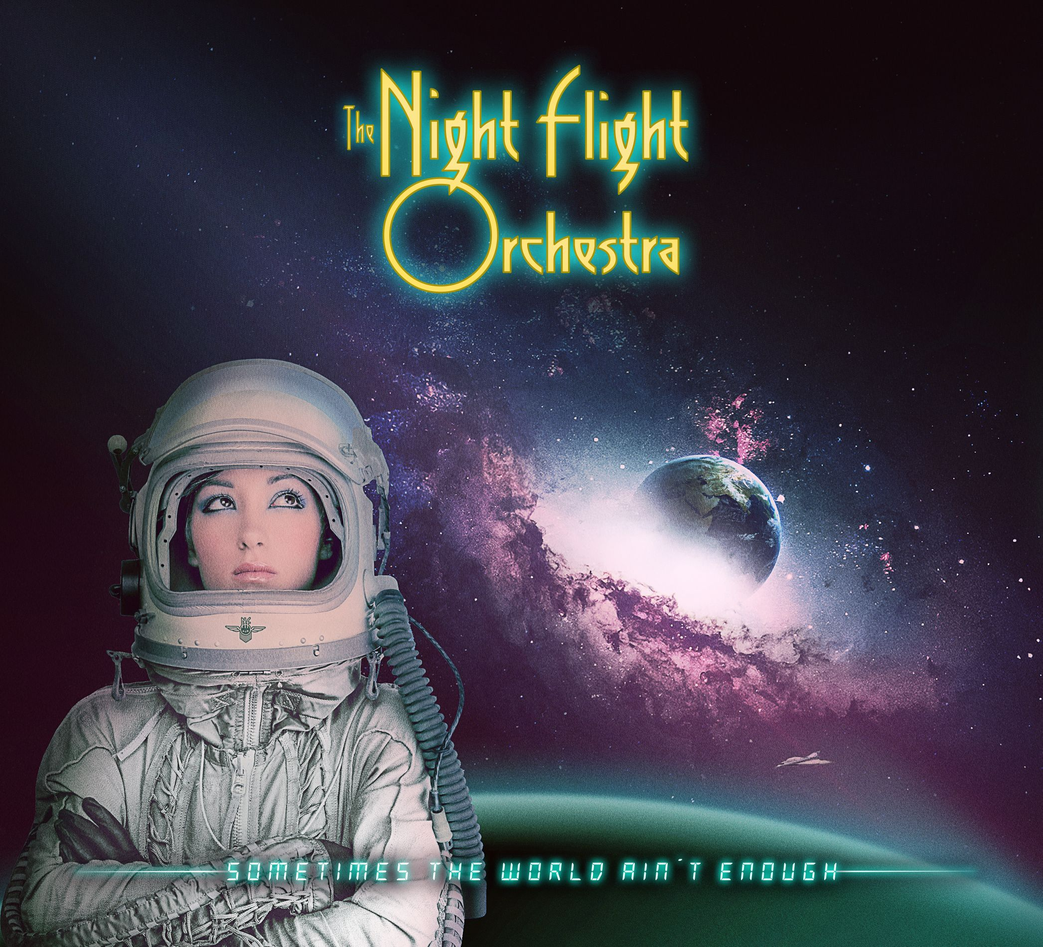 The Nightflight Orchestra - Sometimes The World Ain't Enough