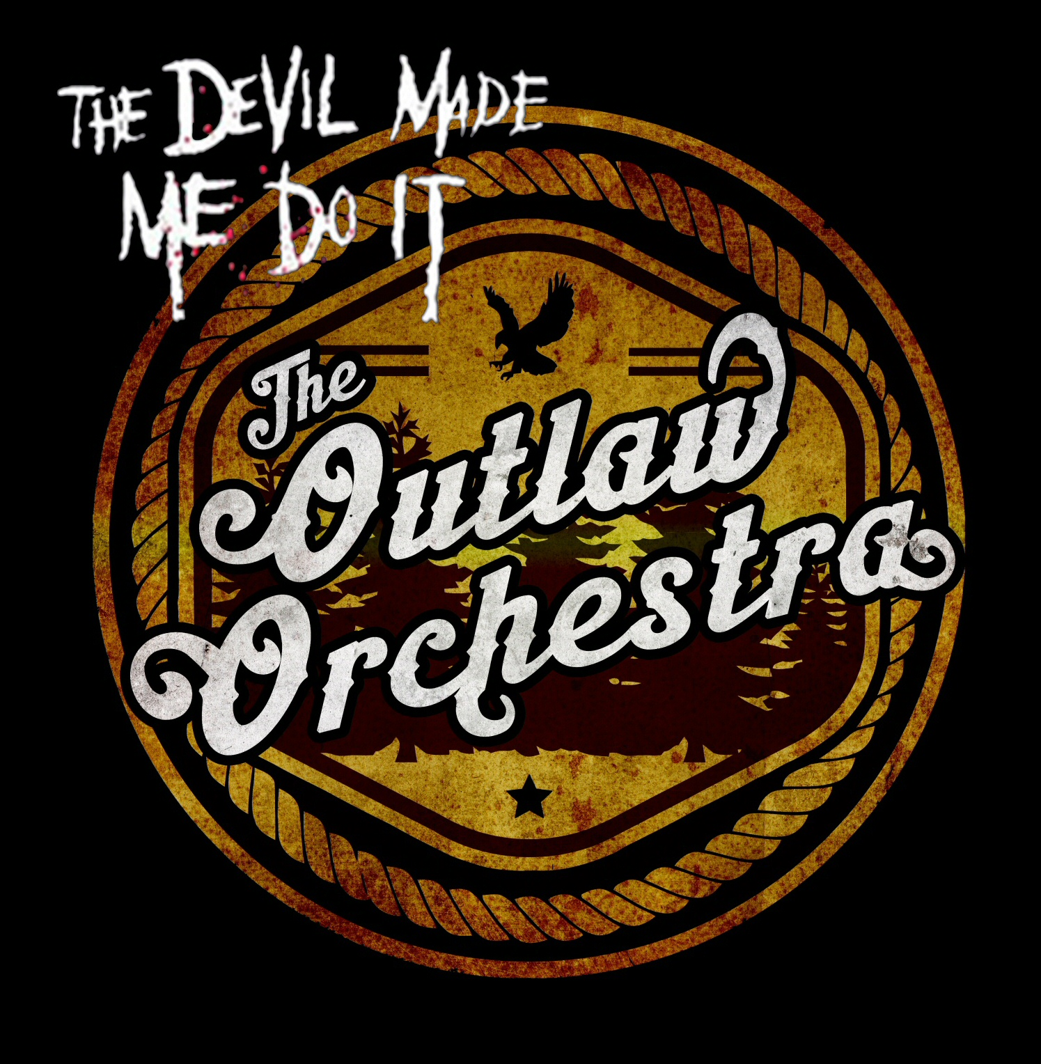 The Outlaw Orchestra EP Front Cover