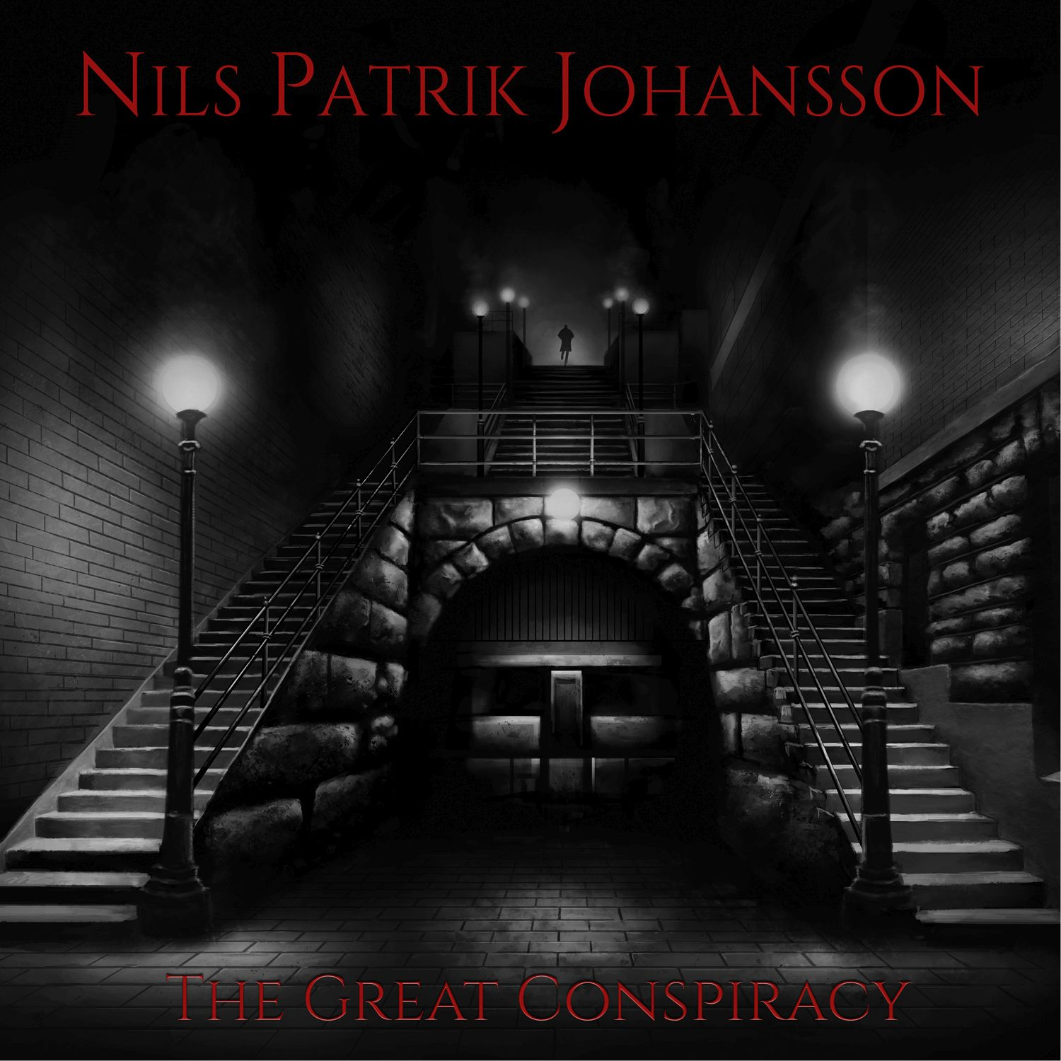 The great Conspiracy Cover 3000x3000
