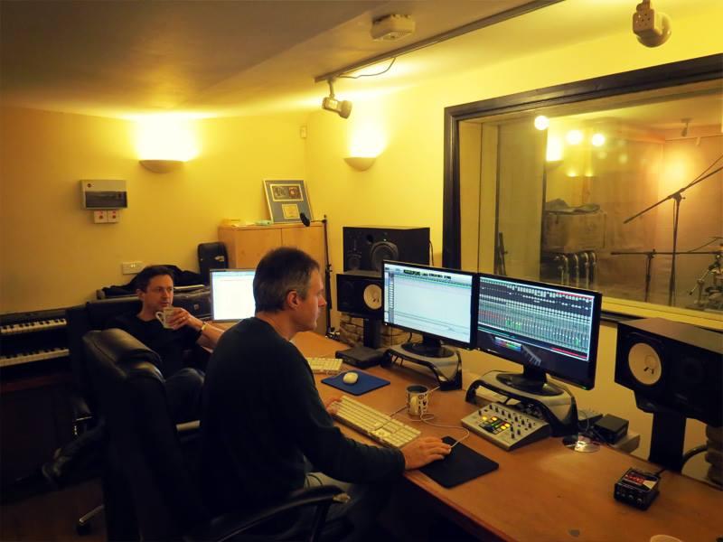 The producer karl Groom