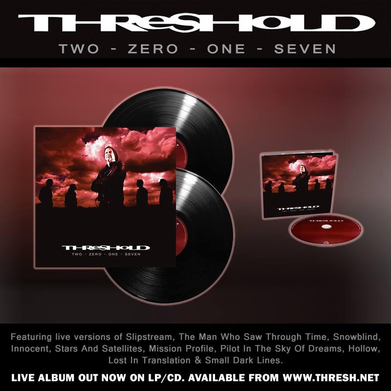 Threshold live CD