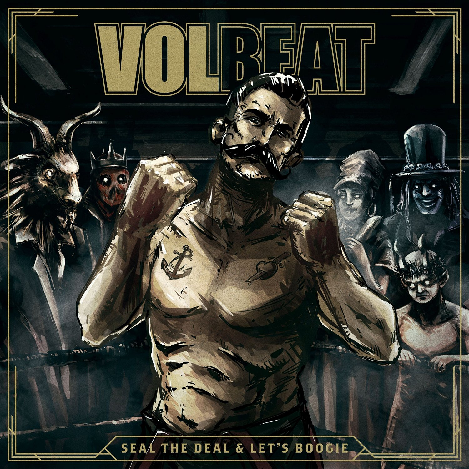 VOLBEAT-Seal the deal cover