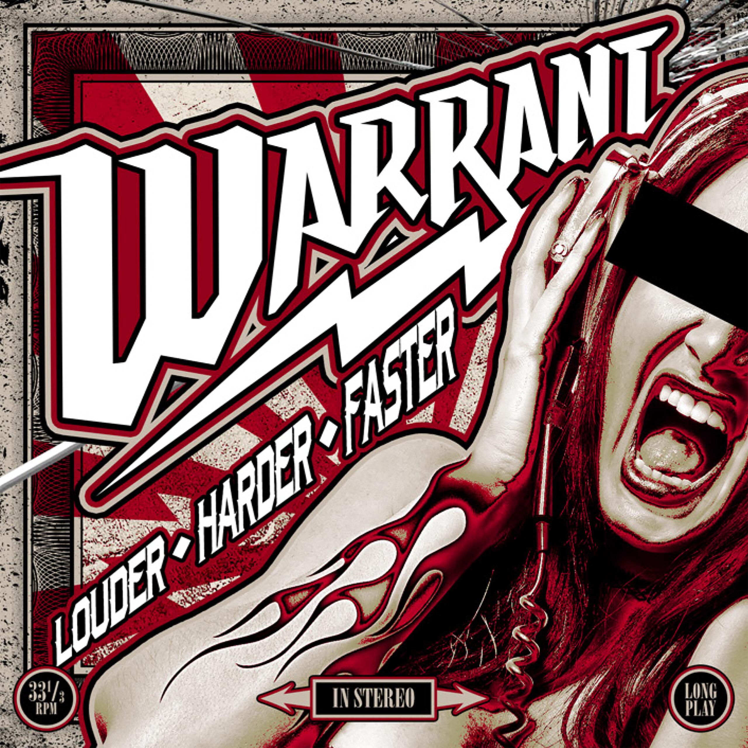 WARRANT lhf cover 3000