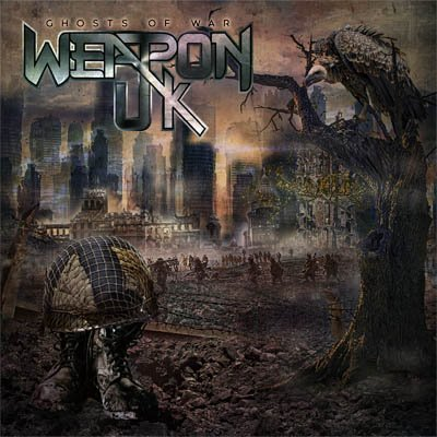 WEAPON UK - GHOSTS OF WAR (FRONT COVER)