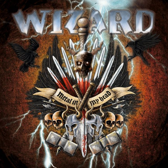 WIZARD-Metal in My Head headbangers lifestyle