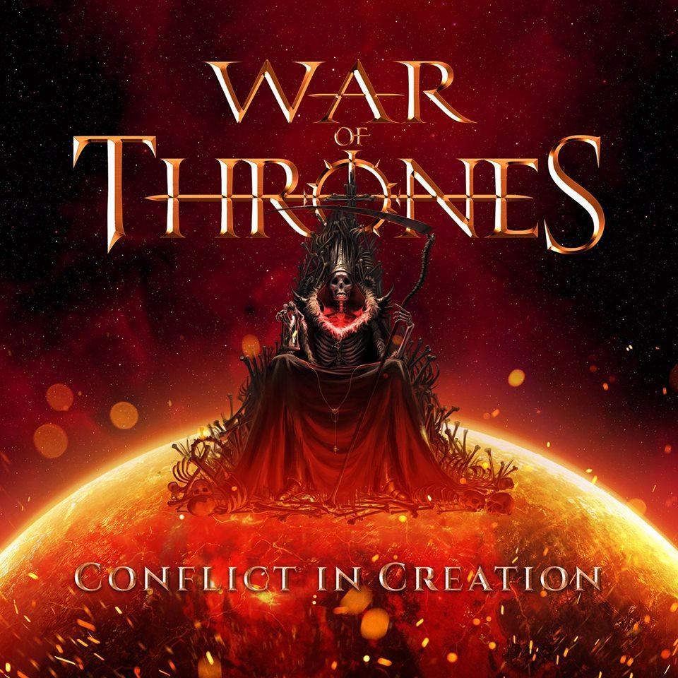 War Of Thrones album cover