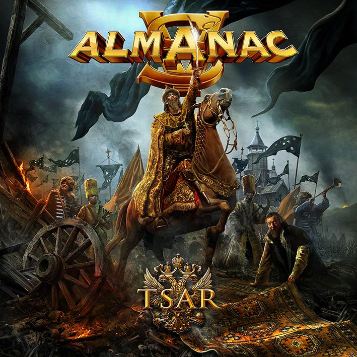 almanac-tsar album cover