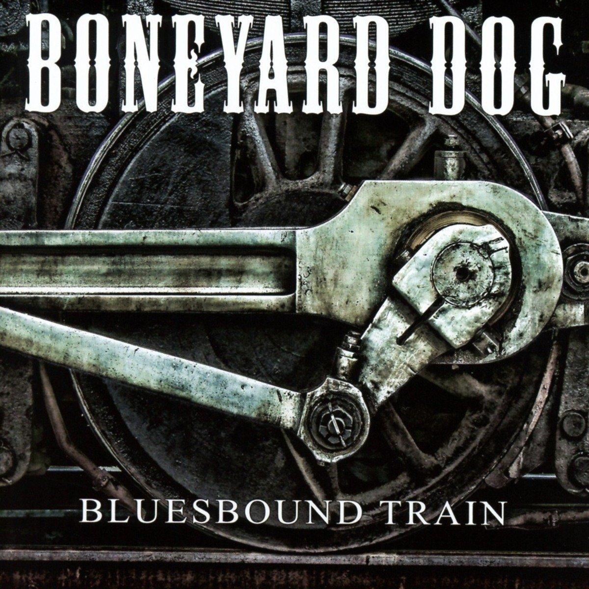 boneyard dog-bluesbound train