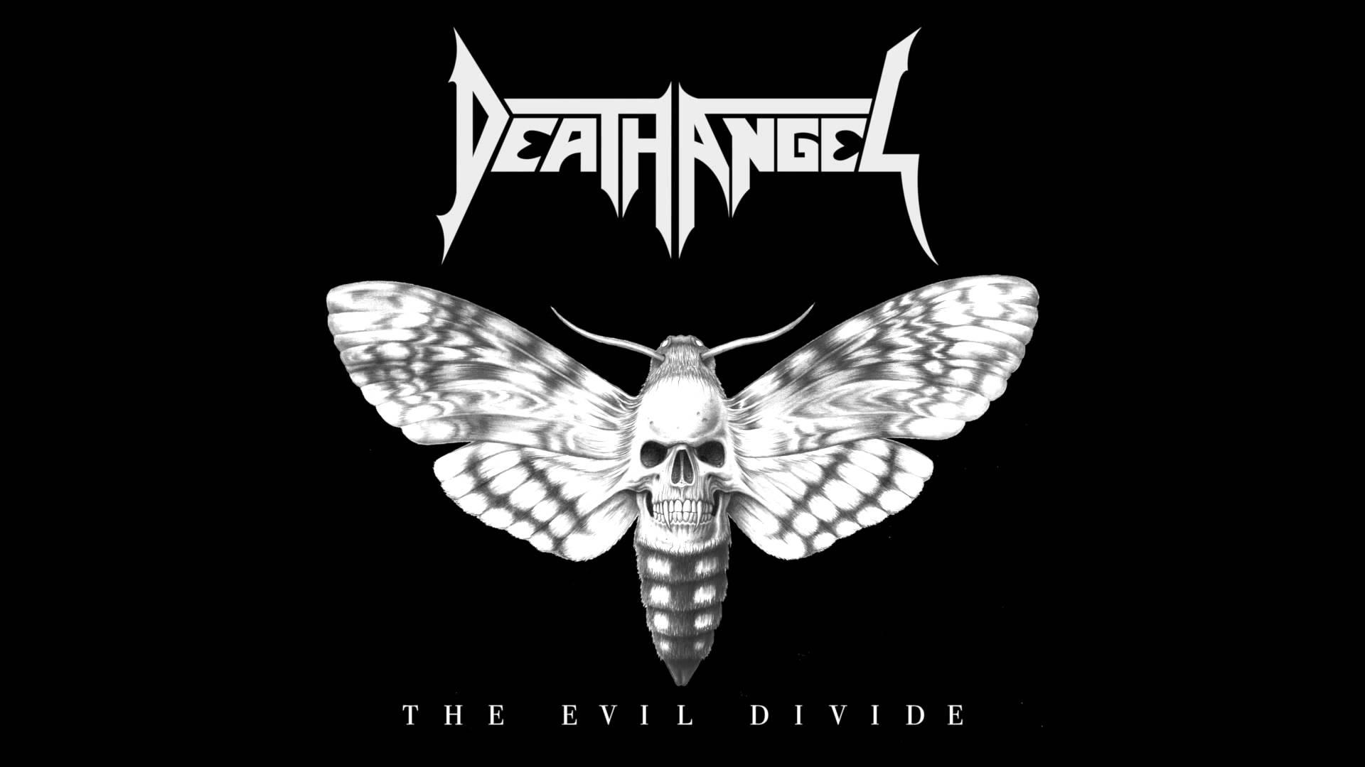 death angel-the evil divide