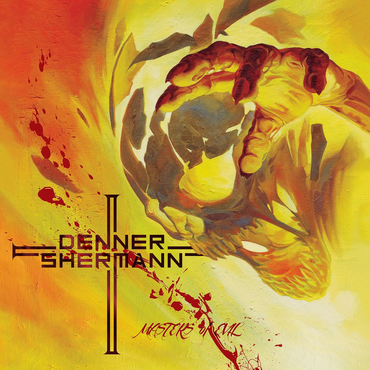 denner shermann-masters of evil