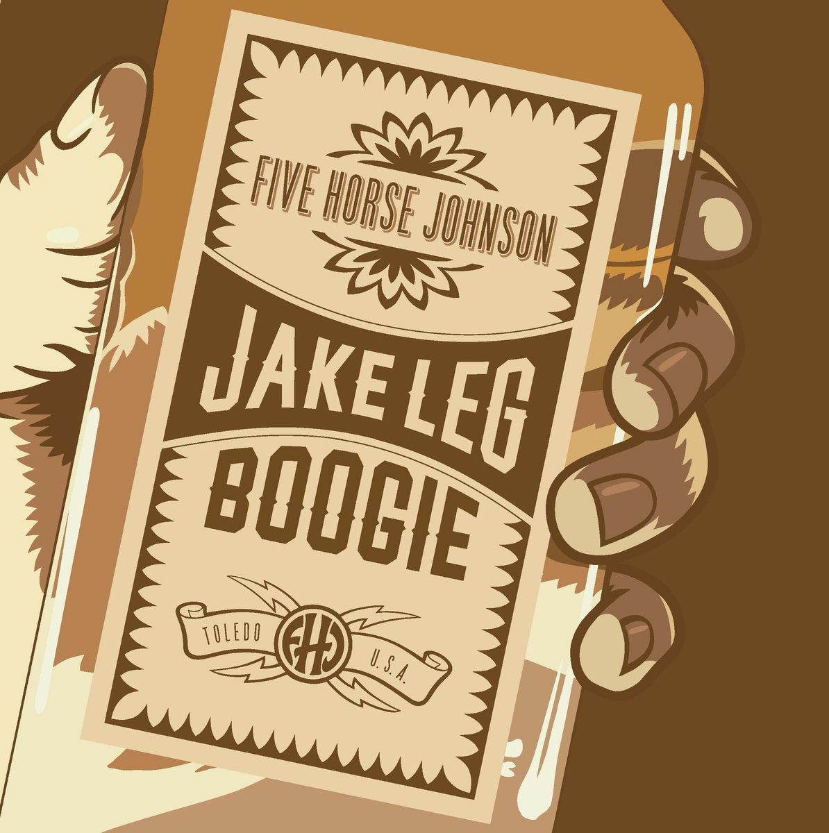 five horse johnson-jake leg boogie