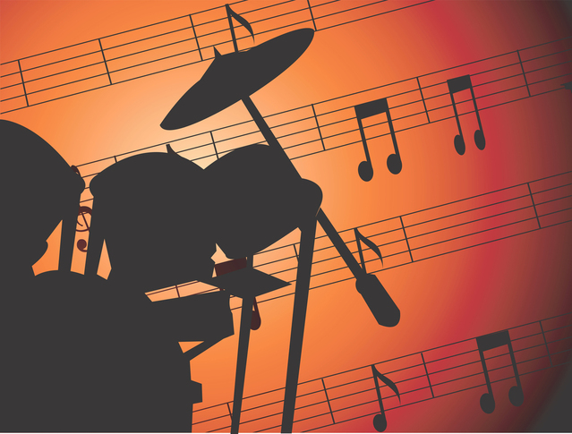 jazz-drums-with-music-notes-1633672-639x486