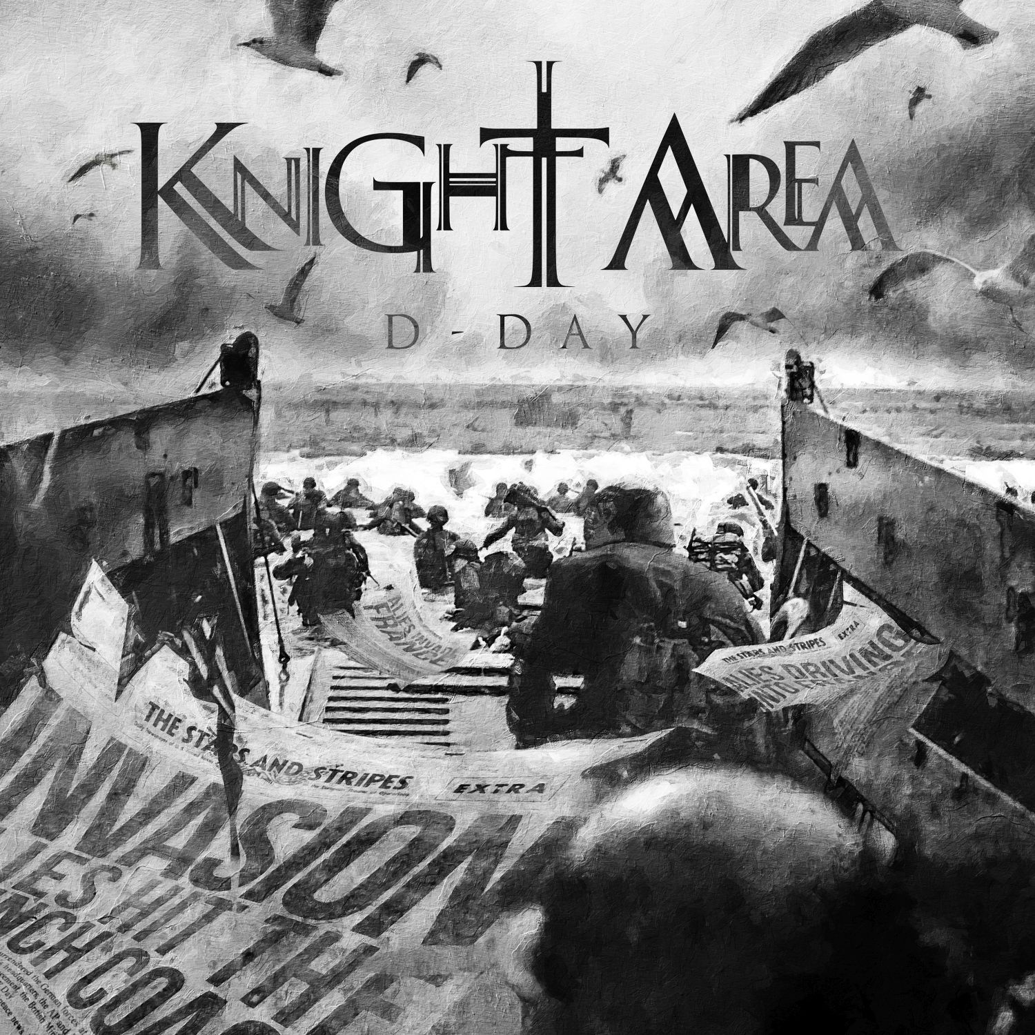 knight area d-day