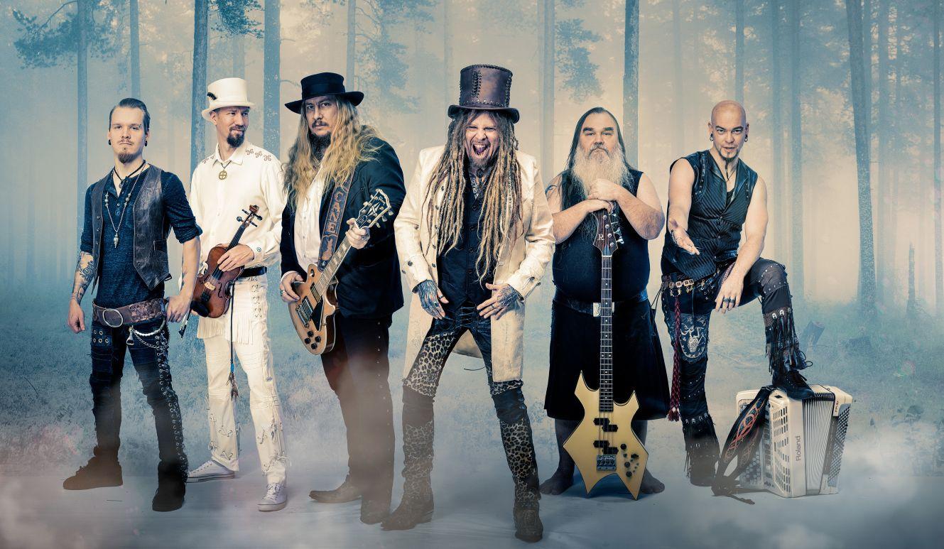 korplikaani band photo Jani Mahkonen