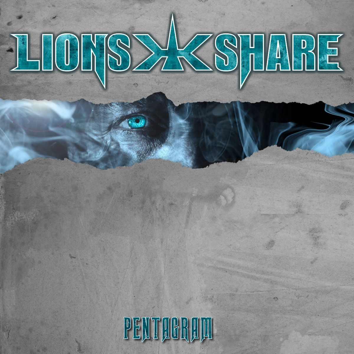 lions share pentagram